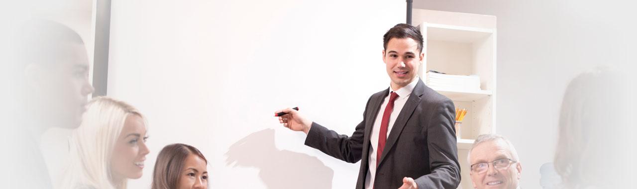 Communicatie en commerciële vaardigheidstrainingen